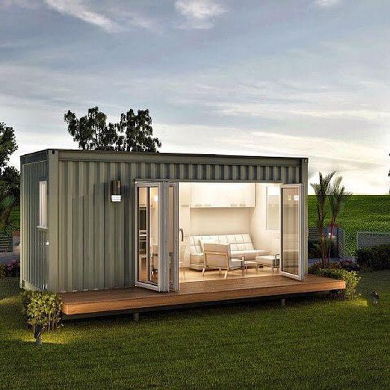Vivir en un contenedor smg estudio de arquitectura - Vivir en un contenedor ...